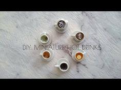 tutorial: miniature hot drinks