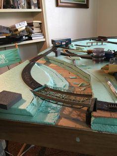 Jim's 6 x 4 DCC layout | Model railway layouts plans
