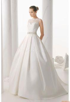 Vestidos de noiva Alma Novia 163 Niquel 2014