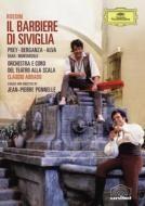 Gioachino Antonio Rossini Claudio Abbado ロッシーニの名を不滅にした、オペラ・ブッファの最高傑作のひとつとして今日でも頻繁に上演される名作。物語はモーツァルトの《フィガロの結婚》の前編となるもので、セビリャの街の美しい娘ロジーナとの結婚を望む伯爵が、フィガロの機知によってその思いを遂げるというものです。ロジーナを演ずるベルガンサは、 ロッシーニ:歌劇《セビリャの理髪師》 全曲 アルマヴィーヴァ伯爵…ルイジ・アルヴァ(テノール)、バルトロ…エンツォ・ダーラ(バス)、ロジーナ…テレサ・ベルガンサ(メッゾ・ソプラノ)、フィガロ…ヘルマン・プライ(バリトン)、バジリオ…パオロ・モンタルソロ(バス)、フィオレルロ…レナート・チェザーリ(ソプラノ)、ベルタ…ステファニア・マラグー(ソプラノ) 他 ミラノ・スカラ座管弦楽団・合唱団、指揮:クラウディオ・アバド、演出:ジャン=ピエール・ポネル 制作:[映像]1972年8月 ザルツブルク、ミュンヘン[音声]1971年9月 ミラノ 141分