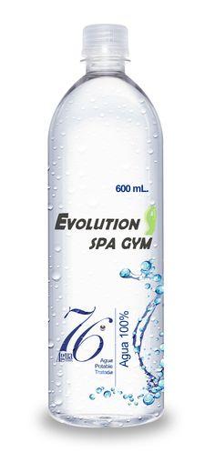 EVOLUTION SPA GYM - CALMA TU SED TOMA AGUA 76º