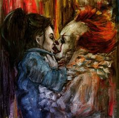 Pennywise Love Kiss
