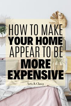 How to make your home more expensive Art and class – diy bathroom decor dollar stores