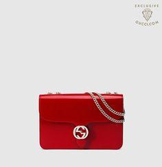 Gucci - exclusivo bolso de hombro gucci interlocking 387606DKE0E6433