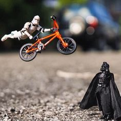 May the fourth be with you! ;) Follow us for the best MTB photos on Instagram…