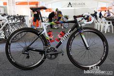 Philippe Gilbert's #BMC TeamMachine SLR01 2013