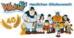 Am 31. Januar 1974 flimmerten die Geschichten mit dem cleveren Wikingerjungen Wickie zum ersten Mal über die deutschen Mattscheiben. Wir gra...
