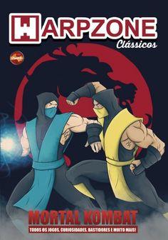 LIGA HQ - COMIC SHOP WARPZONE - CLÁSSICOS #1 - MORTAL KOMBAT PARA OS NOSSOS HERÓIS NÃO HÁ DISTÂNCIA!!!