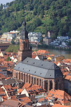 Church of the Holy Spirit - Heidelberg, Germany