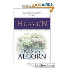 Heaven by Randy Alcorn. A life-changing book that will forever change the way you view your life in light of the one to come. It will take you hours to read- it's huge and you'll want to look up all the scripture references- but is one of the best investments of your time you will make.