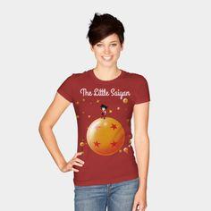 The Little Saiyan womens shirt http://geek.ragebear.com/zj2dh