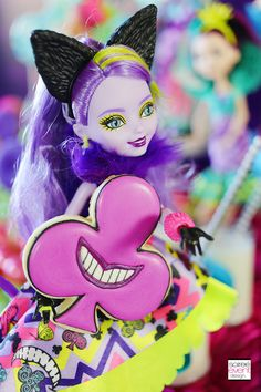   Ever After High Party – Way Too Wonderland   GIVEAWAY!   http://soiree-eventdesign.com