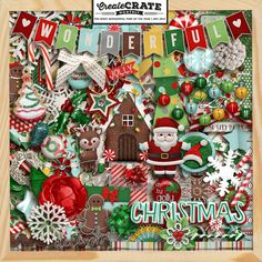 Create Crate Monthly: The Most Wonderful Time of the Year