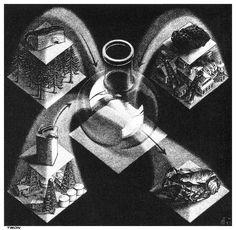 Synthesis - M.C. Escher