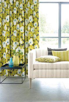 Curtain Fabric Ideas Photo Gallery