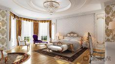12 Quartos de luxo decorados ~ Decoração e Ideias