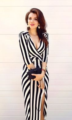 Love this stripe maxi. Perfect $45