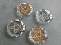 Pagan Magnet - Set of Four (4)