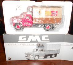 first gear 1:34 diecast 1958 GMC cargo truck cotter and company (2639) #FirstGear #GMC