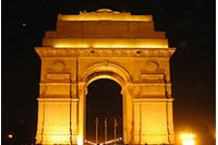 The Golden Triangle Tour offered by Taj India expedition in you budget for Delhi-Agra-jaipur