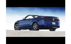 2013 ford mustang v6 rear and side