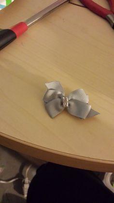 Tiny Silver bow