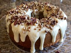 Hummingbird Cake Recipe -A Springtime Favorite Hummingbird Bundt Cake Recipe, Hummingbird Food, Bunt Cakes, Cupcake Cakes, Cake Cookies, Food Cakes, Just Desserts, Dessert Recipes, Summer Desserts