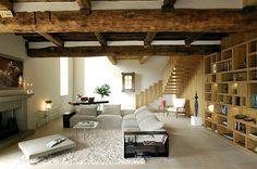 Todi Villa by Alhadeff Architects by Home Adore, via Behance
