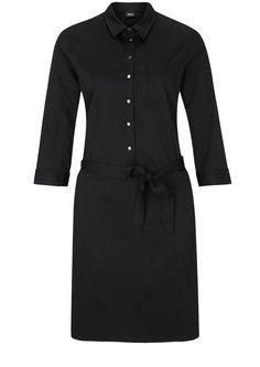Stretchiges Hemdblusenkleid von s.Oliver. Entdecken Sie jetzt topaktuelle Mode für Damen, Herren und Kinder und bestellen Sie online.