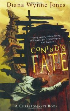 Conrad's Fate (Chrestomanci Books): Diana Wynne Jones