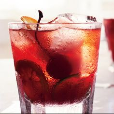 punch is dangerously crowd pleasing rosemary tangerine cooler recipe ...