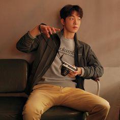 Nam Joo Hyuk Smile, Kim Joo Hyuk, Nam Joo Hyuk Cute, Jong Hyuk, Korean Male Actors, Handsome Korean Actors, Korean Celebrities, Asian Actors, Nam Joo Hyuk Wallpaper