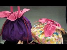 {Step-by-Step Sewing} DIY Travel Jewellery Pouch - YouTube