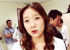 gif edit snsd taeyeon girls generation Debut kim taeyeon I am pre-debut snsdedit