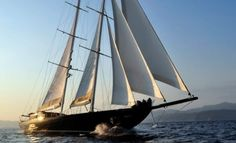 James Bond Sailing Yacht from Skyfall for charter, seen at www.luxury-life-style.com regina_skyfall_