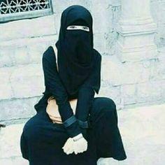 Hijab Niqab, Muslim Hijab, Mode Hijab, Hijab Outfit, Arab Girls Hijab, Girl Hijab, Muslim Girls, Egyptian Actress, Niqab Fashion