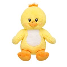 Build A Bear Chirpy Chick...So stinking CUTE & Soft!