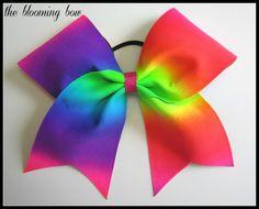 Hey, I found this really awesome Etsy listing at http://www.etsy.com/listing/129952061/cheer-bow