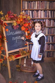 Traditional school uniform, Russia #education