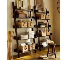 Pottery Barn Studio Wall Shelf