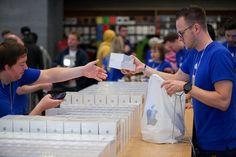 Recorde: Apple vendeu 74.5 milhões de iPhones