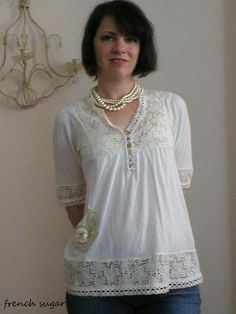 Altered Couture  French Sugar Parisian Soft by frenchsugarcouture, $38.00