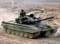 T-72 Ruso