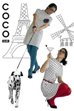 Mila Made... Tilly's new pattern, Coco! #SewingCoco https://www.facebook.com/pages/The-Red-Carpet-Project/627632957291513