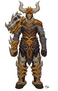 ArtStation - Mail Set Concept for World of Warcraft: Legion, Christopher Hayes Warcraft Legion, Warcraft Art, World Of Warcraft, Fantasy Craft, Armor Clothing, Concept Art World, Armor Concept, Wow Art, Fantasy Armor