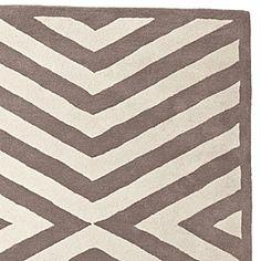 Bark Charing Cross Rug traditional rugs - living room or entry? Chevron Rugs, Teal Rug, Navy Rug, Turquoise Chevron, Navy Chevron, Geometric Rug, Geometric Designs, Aqua, Nursery Rugs