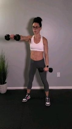 Fit Board Workouts, Running Workouts, Easy Workouts, At Home Workouts, Upper Body Weight Workout, Fitness Quotes Women, Sport, Home Exercise Routines, Senior Fitness