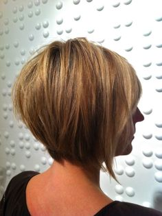 Layered Bob... I love the back of this