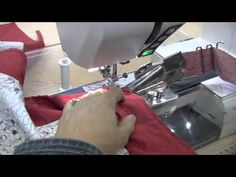Janome Binder Set Quilt from Start to Finishing.m4v