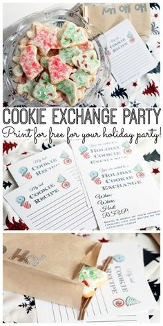 Cookie Exchange Part